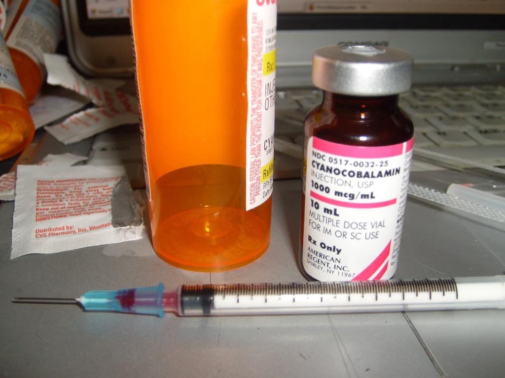 Vitamin B12 Injections At Home